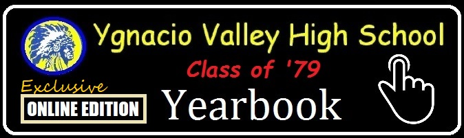 YVHS Class of '79 website, Alumni built information center, Reunions, events and announcements